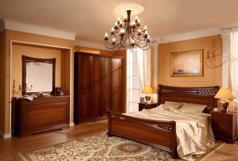 Спальни интердизайн в интерьере